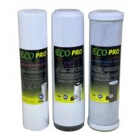 Комплект картриджів ECOPRO для зворотного осмосу