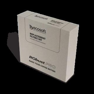 Комплект картриджів Ecosoft 1-2-3-4 для фільтрів RObust PRO