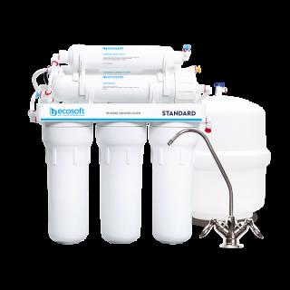 Фільтр Ecosoft Standard 6-50М Зворотний осмос з мінералізатором